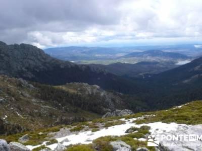 Nacimiento del Río Manzanares (Descenso del Río Manzanares); senderismo sierra cadiz